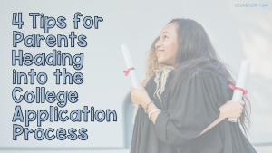 Parents College Application Process
