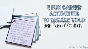 Career Activities Blog